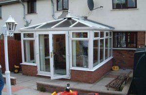 popular conservatories - upvc edwardian