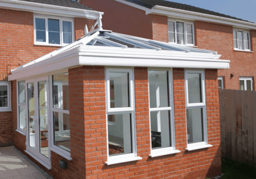 modern conservatories