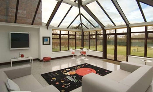 Glass Conservatories